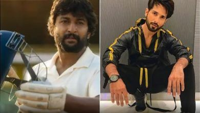 Actor Nani Is All Praises For Shahid Kapoor And His Work In Jersey, Photos, Videos, Full Movie Watch Online Free Down Load Leaked By Tamilrockers, Down Load Torrent Telegram File Link