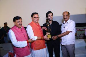 """Aditya Seal receives the """"Most Promising Actor"""" award by the Chief Minister of Uttarakhand at the prestigious 6th Dehradun International Film Festival, Photos, Videos, Full Movie Watch Online Free Down Load Leaked By Tamilrockers, Down Load Torrent Telegram File Link"""