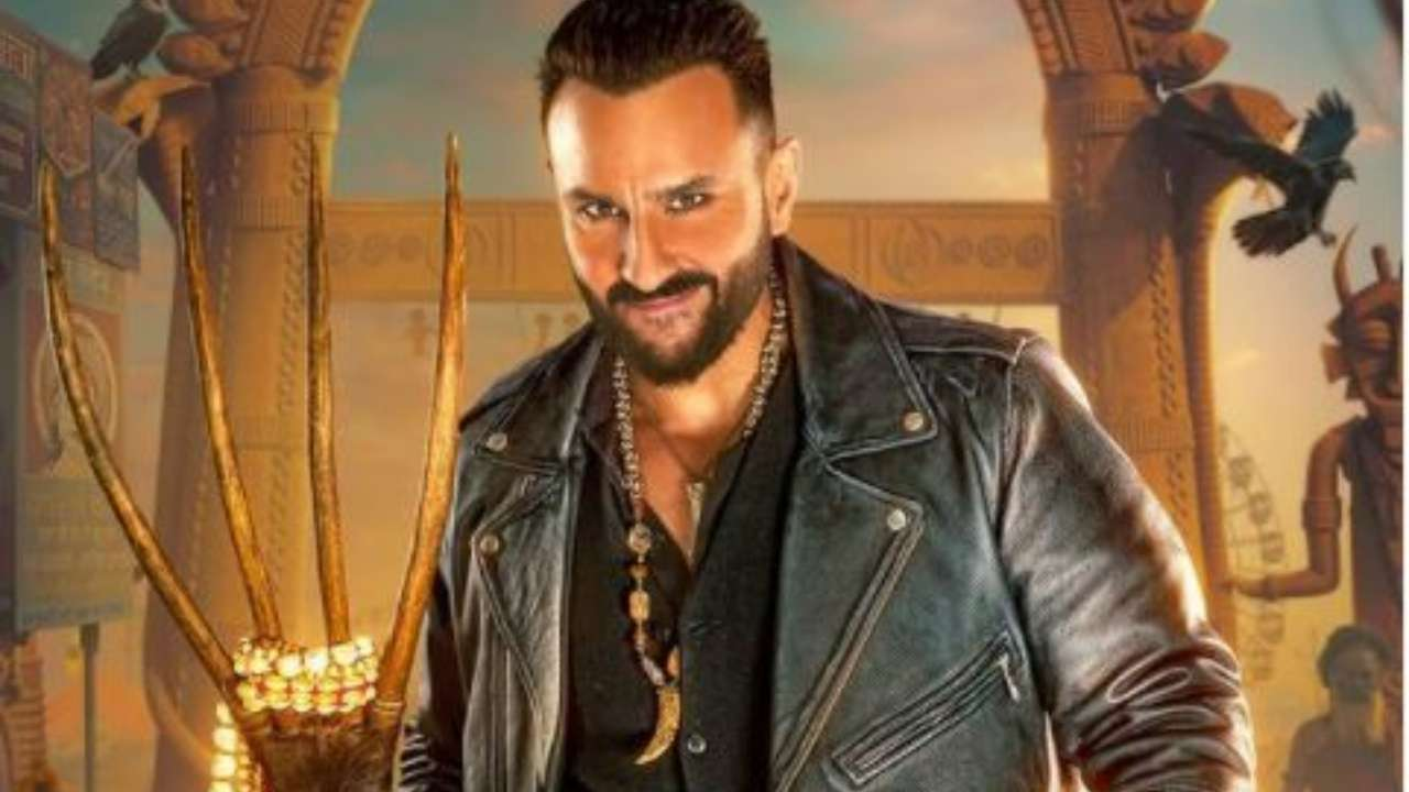 """Saif Ali Khan """"Spells Magic"""" With His Performance In Bhoot Police, Photos, Videos, Full Movie Watch Online Free Down Load Leaked By Tamilrockers, Down Load Torrent Telegram File Link"""