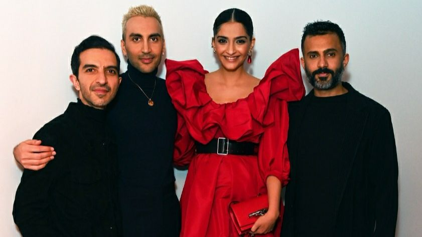 Sonam Kapoor on The BoF Show With Imran Amed