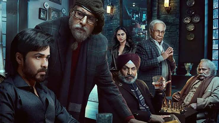 Chehre Movie Review - Chehre is 8 decades late in making a bland simulation of Hollywood Classic Double Indemnity with a boring seminar on justice and justice.